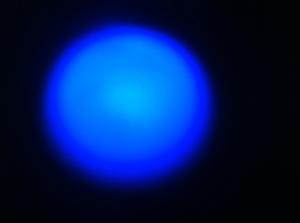 Vérkereső lámpa!Fehér és Kék színben!