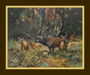 vadászfestmények