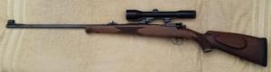 Siegert Mauser 7x64, Merkel 12/70