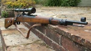 Mauser k98 karab�lyt keresek/v�s�roln�k!