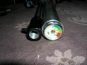 SPA Sűrített levegős (PCP) légpisztoly