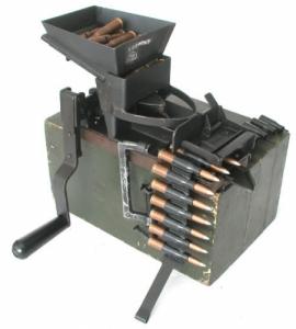 PKM géppuska heveder gyorstöltő + Walther GSP  sütések