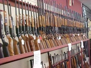 Bizományos fegyver értékesítés, fegyver beszámítás