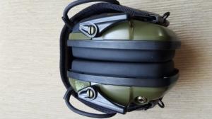 elektromos fülvédő