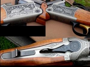BLASER BB97 Luxus 8x57 JRS újszerű duplagolyós