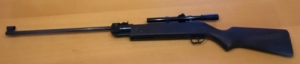 FÉG LG 427 légfegyver , távcsővel