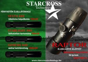 STARCROSS RAPTOR