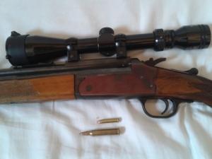 5,6x50 R Mag. ; �s 22Win.Mag Vegyesgoly�s d�vadas puska
