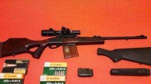 Remington 7600 hajtáspuska