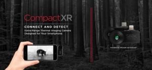 Hőkamera Seek Thermal Compact XR hőkamera modul IOS eszközhöz, magyarországi hivatalos garanciával