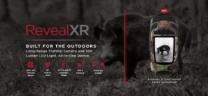 Hőkemera Seek Thermal Reveal XR Black mini, magyarországi hivatalos garanciával