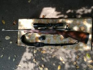 CZ 550 LUX 375H&H Magnum