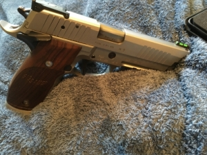 Sig Sauer X-FIVE SUPERMATCH