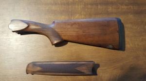 Beretta 682 fegyver új gyári tusa és előagy
