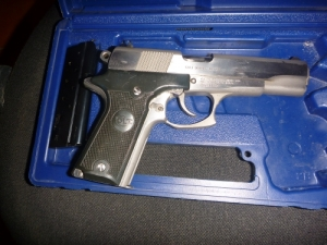 Colt Double Eagle 9mm Luger
