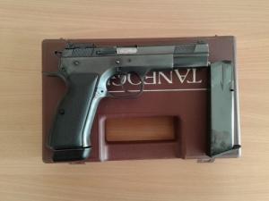 Tanfoglio P19 Combat B, Limited szánnal és csővel