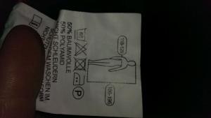 új vágásbiztos nadrág