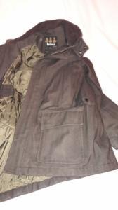 Barbour vadász kabát
