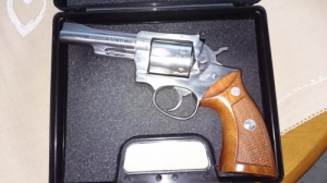 Ruger Security Six 357 magnum