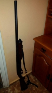 Remington 870 express 12/76