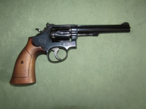 Smith&Wesson 17-3 22LR