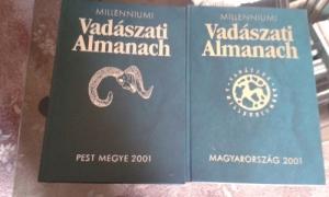 vadász almanach, nimród újság
