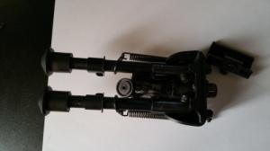 Bipod, 9-20 cm magas , billenthető