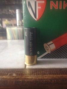 Eladó acélsörétes lőszer