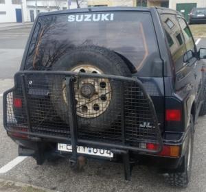 Eladó / cserélhető Suzuki Vitara