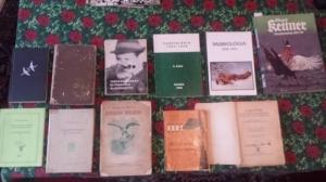 Vadászati témájú könyvek