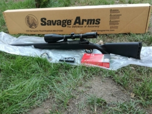 Savage axis 30-06