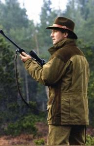 Hivatásos vadász