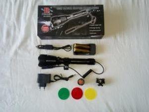 BL-Q2800 ledes fegyverlámpa