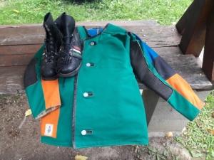 Sportlövő kabátok