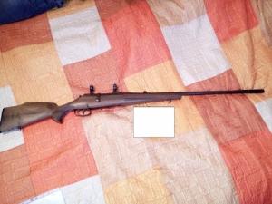 30-06 Springfield Fég vadászfegyver eladó.