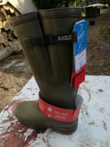 AIGLE PARCOURS 2 ISO ( 45 )
