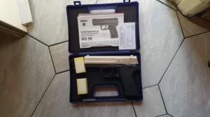 Röhm RG96 gáz-és riasztó pisztoly 9mm PAK