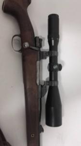 Zastava Arms 30-06 Kaps 2.5-10x50 +pulsar