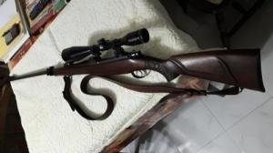 CZ 550 Magnum lux.