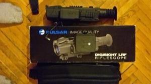 Pulsar digisight lrf n870 és Recon x870