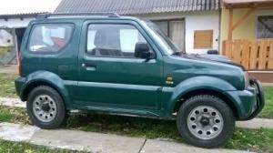 Suzuki Jimny 1.5 DDIS 4 WD +felező