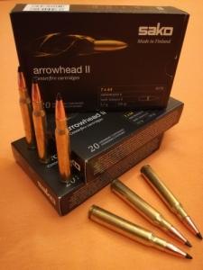 Sako arrowhead ll