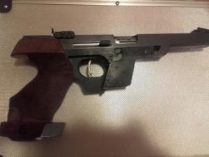 Walther GSP 0.22