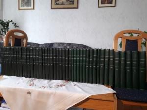 Nimród újságok bekötve 1976-2017