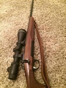 Browning X-Bolt 308.win