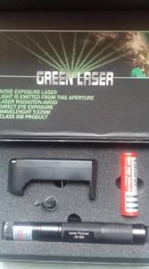 Green Leser