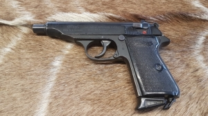 Walther PP 22 Long Rifle Maroklőfegyver
