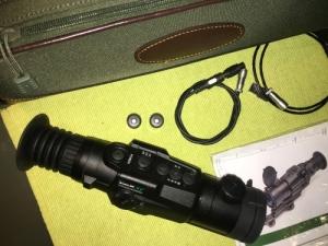 Dedal T2-hőkamera
