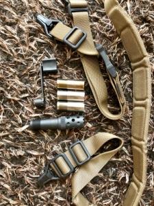 Remington M870 EXP. Tactical Magpul 870 M