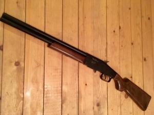 ENGEDÉLYMENTESEN! G-Shoot Traumatikus (gumilövedékes) puska